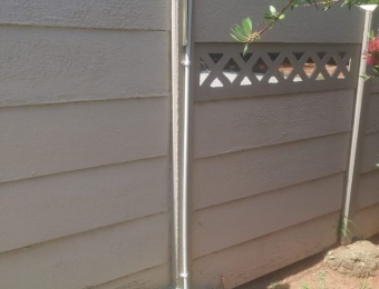 electrical installations Electric Fence Breena street Germiston01