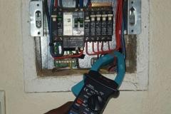Electrical installations at Wessex Gardens in Smith street Edenglen001
