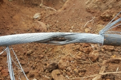 Electrical Installations did a repair Cable Joint 16 mm 4 core in Atlasville area006
