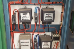 Electrical installations in Tiller Street002