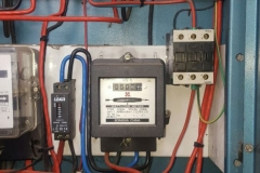 Electrical installations in Tiller Street003