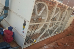 Electrical Installations sub contracted at Hartbeesfontein019