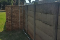 electrical installations fence are situated in Marie street New Estates Springs003