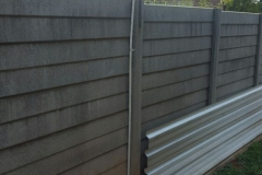 electrical installations fence are situated in Marie street New Estates Springs006