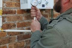 Electrical Installations Gas geyser installation005