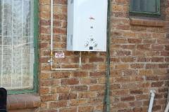 Electrical Installations Gas geyser installation008