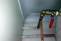 Electrical Installations Gas geyser installation014