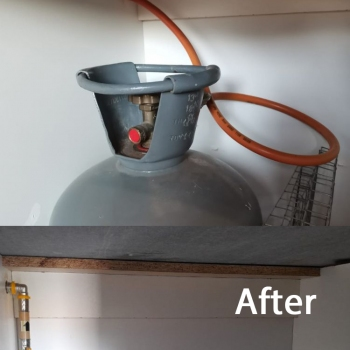 Electrical-Installations-Gas-rectified-this-cupboard-installation-in-Athlone-Brakpan001