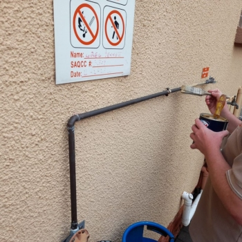 Electrical-Installations-issued-a-gas-coc-at-Baker-estate-edenvale0004