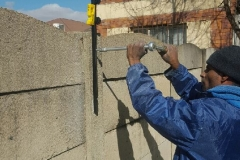Electrical Installations Electric Fence at Gerrit Maritz street 003.jpeg