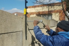 Electrical Installations Electric Fence at Gerrit Maritz street 004.jpeg