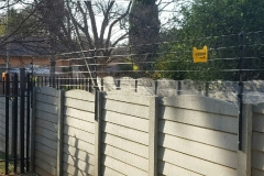 Electrical Installations Electric Fence at Gerrit Maritz street 012.jpeg