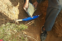 Electrical Installations did a repair Cable Joint 16 mm 4 core in Atlasville area016