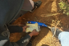 Electrical Installations did a repair Cable Joint 16 mm 4 core in Atlasville area018