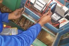 Electrical installations in Tiller Street004
