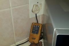 Electrical installations in Tiller Street008