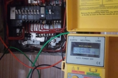 Electrical installations in Tiller Street014