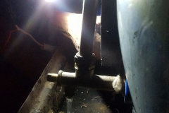 Electrical Installations replaced a geyser element in Denne Road Brakpan002