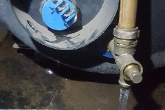 Electrical Installations replaced a geyser element in Denne Road Brakpan003
