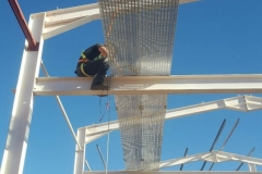 Electrical Installations sub contracted at Hartbeesfontein003