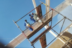 Electrical Installations sub contracted at Hartbeesfontein005