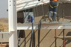 Electrical Installations sub contracted at Hartbeesfontein009