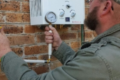 Electrical Installations Gas geyser installation004