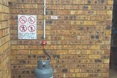 Electrical Installations Gas stove hob installed at Dirk van der Hoff street Brakpan013.jpeg