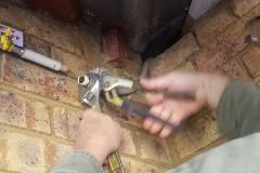 Electrical Installations Gas stove hob installed at Dirk van der Hoff street Brakpan021.jpeg