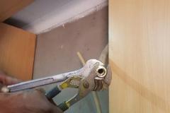 Electrical Installations Gas stove hob installed at Dirk van der Hoff street Brakpan027.jpeg