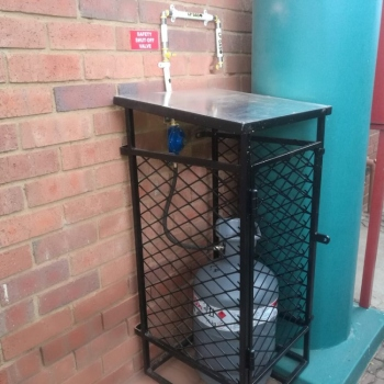 Electrical-Installations-East-Rand-gas-stove-installation-at-Alan-Woodrow-old-age-home0004