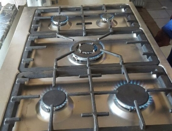 electrical installations Gas stove installation Kingsway street Brakpan04